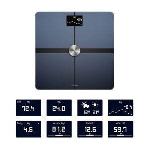 Withings Smart Body Composition Wi-Fi Digital Scale