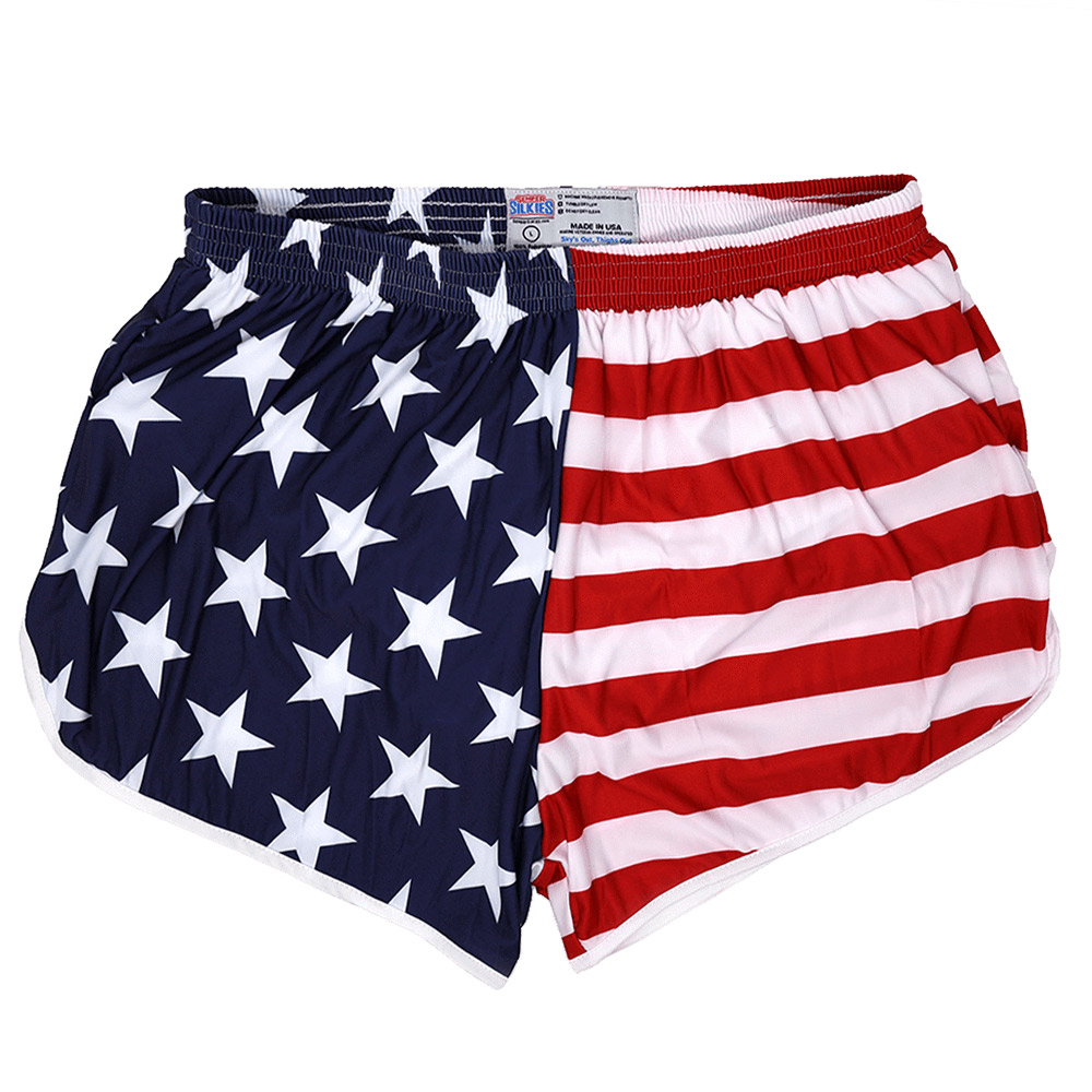 usa flag ranger panties