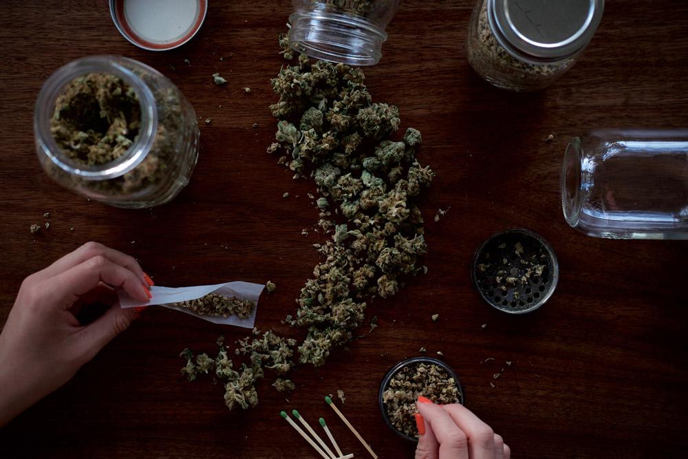 sex and marijuana