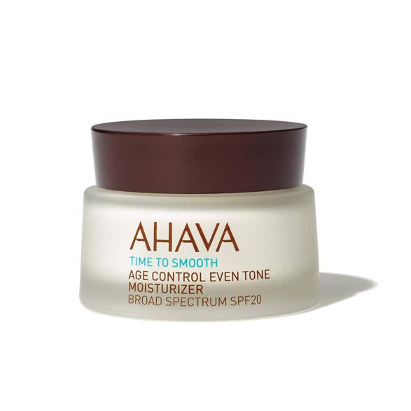 AHAVA Time To Smooth Age Control Even Tone Moisturizer