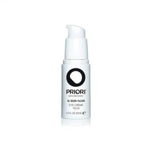 PRIORI Q+SOD Fx230 Eye Crème Retinol Rejuvenating Eye Cream