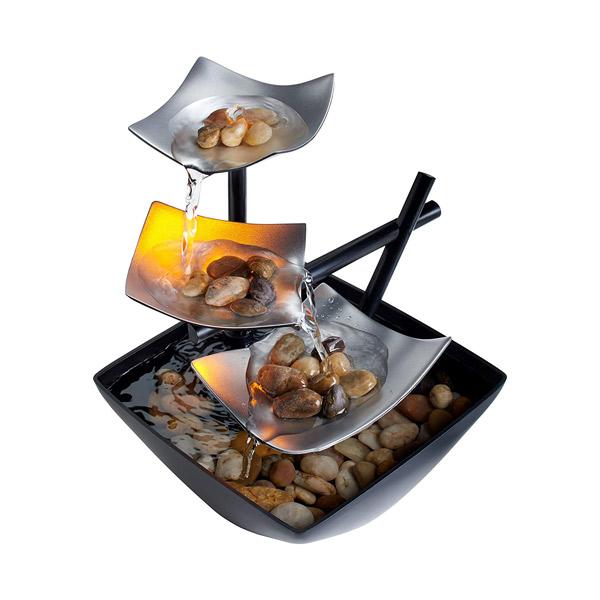 Indoor Tabletop Zen Fountain