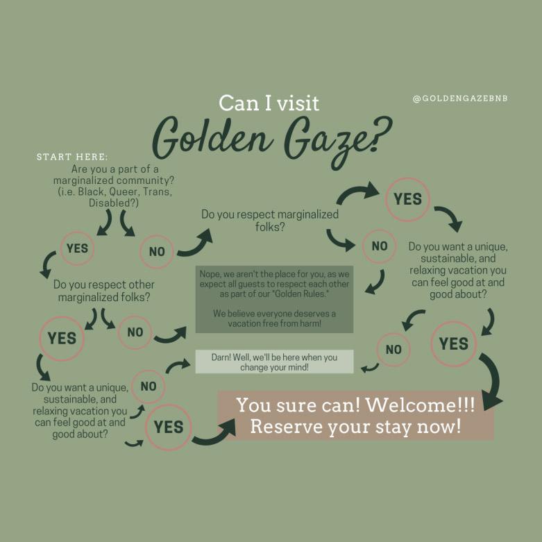 Golden Gaze B&B