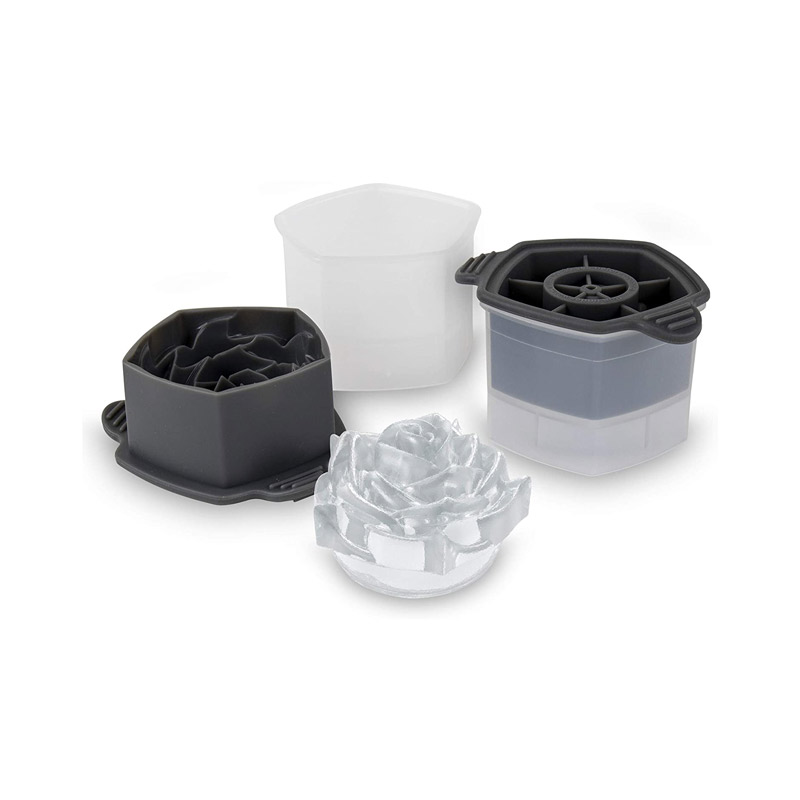 Tovolo Rose Ice Cube Molds