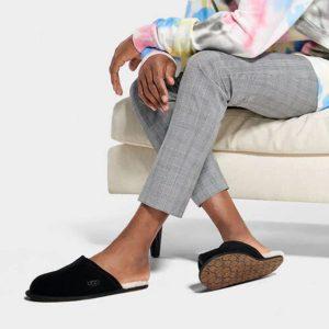 UGG Men's Scuff Corduroy Slippers