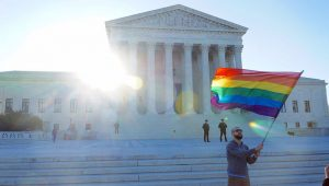Legalizing Same-Sex Marriages